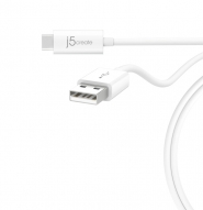 JUCX08 USB 2.0 Type-C to Type-A Cable
