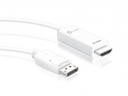 JDC158 4K HDMI DisplayPort Cable