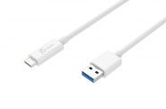JUCX06 USB 3.1 Type-C to Type-A Cable