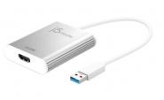 JUA354 USB 3.0 to 4K HDMI Display Adapter