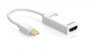 JDA159 Mini DisplayPort to 4K HDMI adapter