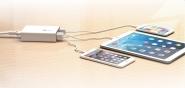 JUP50 40W 5-Port USB Super Charger