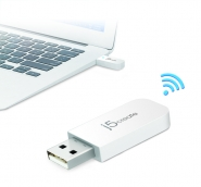 JUE303 Wireless AC600 Dual Band  USB 2.0 Adapter
