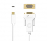 JCC111 USB Type-C to VGA Cable