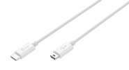 JUCX10 USB2.0 Type-C to Mini-B Cable