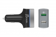 JUPV20 2-Port USB Car Charger