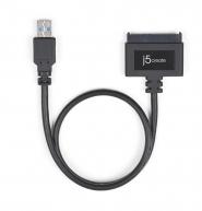 JEE252 USB 3.0 to 2.5-Inch SATA III Adapter