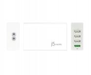 JUP40 4-Port USB QC3.0 Super Charger