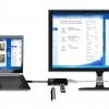 JUH410 USB 3.0 VGA & 3-Port HUB