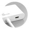 JDA156 Mini DisplayPort to Dual HDMI Adapter