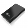 JUE230 Dual USB 3.0 to Gigabit Ethernet Sharing Adapter