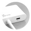 JDA146 Mini DisplayPort to Dual DisplayPort Adapter